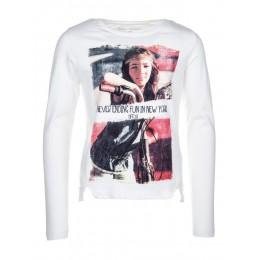 Tee-shirt TIFFOSI Gladys blanc