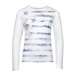Tee-shirt TIFFOSI Malawi blanc