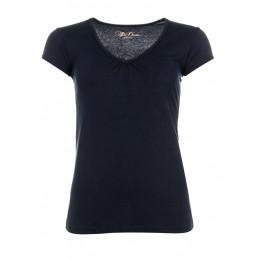 Tee-shirt TIFFOSI Bico Continuidade bleu 795