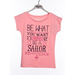 Tee-shirt TIFFOSI Lock rose