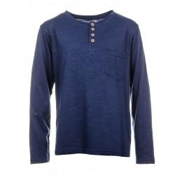 Tee-shirt TIFFOSI Marcelo_Noos bleu