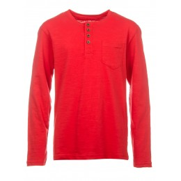 Tee-shirt TIFFOSI Marcelo_Noos rouge