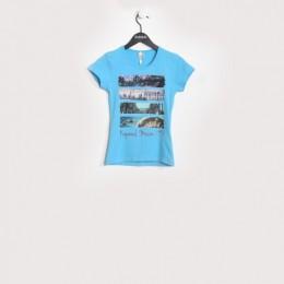 Tee-shirt Kaporal Imima bleu