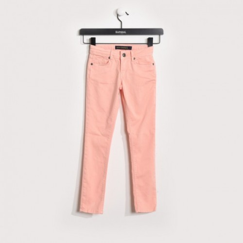 Jeans toile Kaporal Yam rose