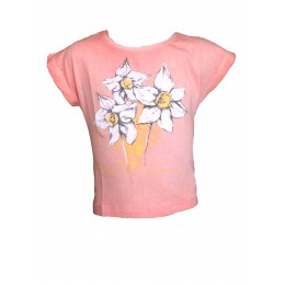 Tee-shirt TIFFOSI Barbados orange