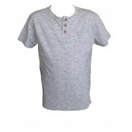 Tee-shirt TIFFOSI Lou_Noos gris