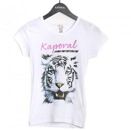 T-shirt KAPORAL Iwaw blanc