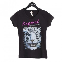 T-shirt KAPORAL Iwaw noir