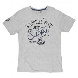 T-shirt KAPORAL Cilo gris