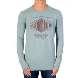 Tee-shirt PETROL INDUSTRIES logo vintage