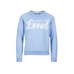 Sweat TIFFOSI heavenly bleu