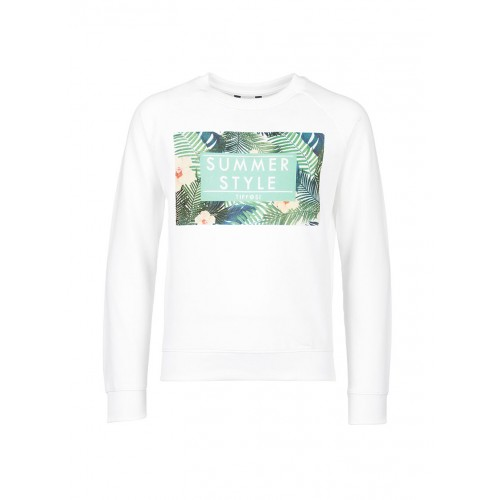 Sweat TIFFOSI Heavenly blanc