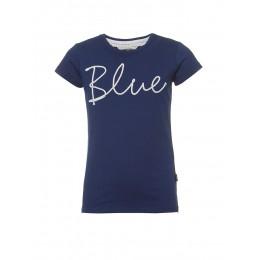 T-shirt TIFFOSI Belem bleu