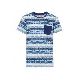 T-shirt TIFFOSI CHICAGO Bleu