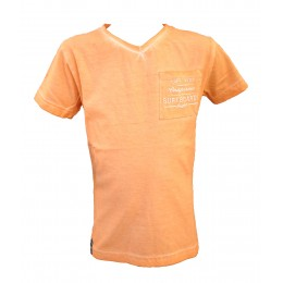 T-shirt AEROPILOTE Basic orange