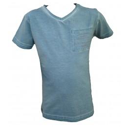 T-shirt AEROPILOTE Basic Bleu