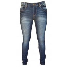 Jeans PETROL INDUSTRIES SURNOCK bleu - jeans slim pour enfants et ados petrol industries - avant