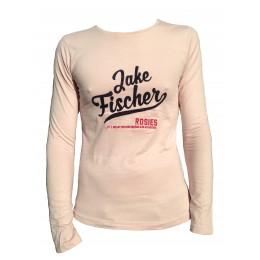 T-shirt JACK FISCHER Kenna rose